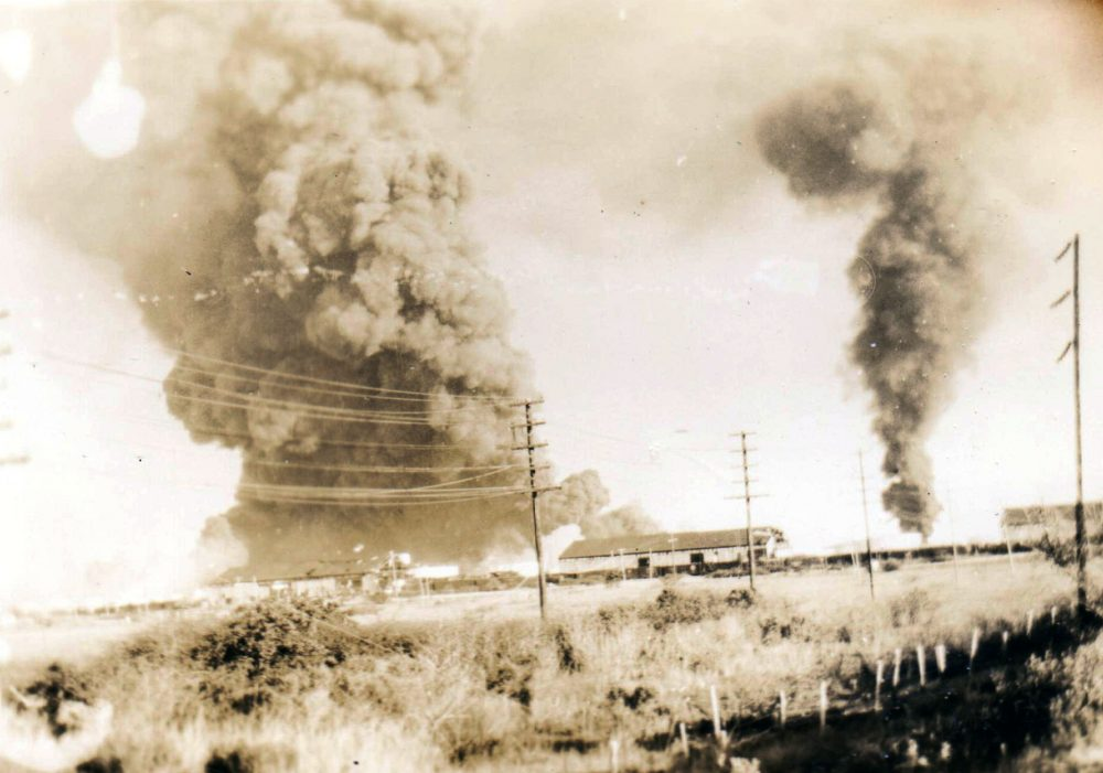 Texas City Disaster From a Distance