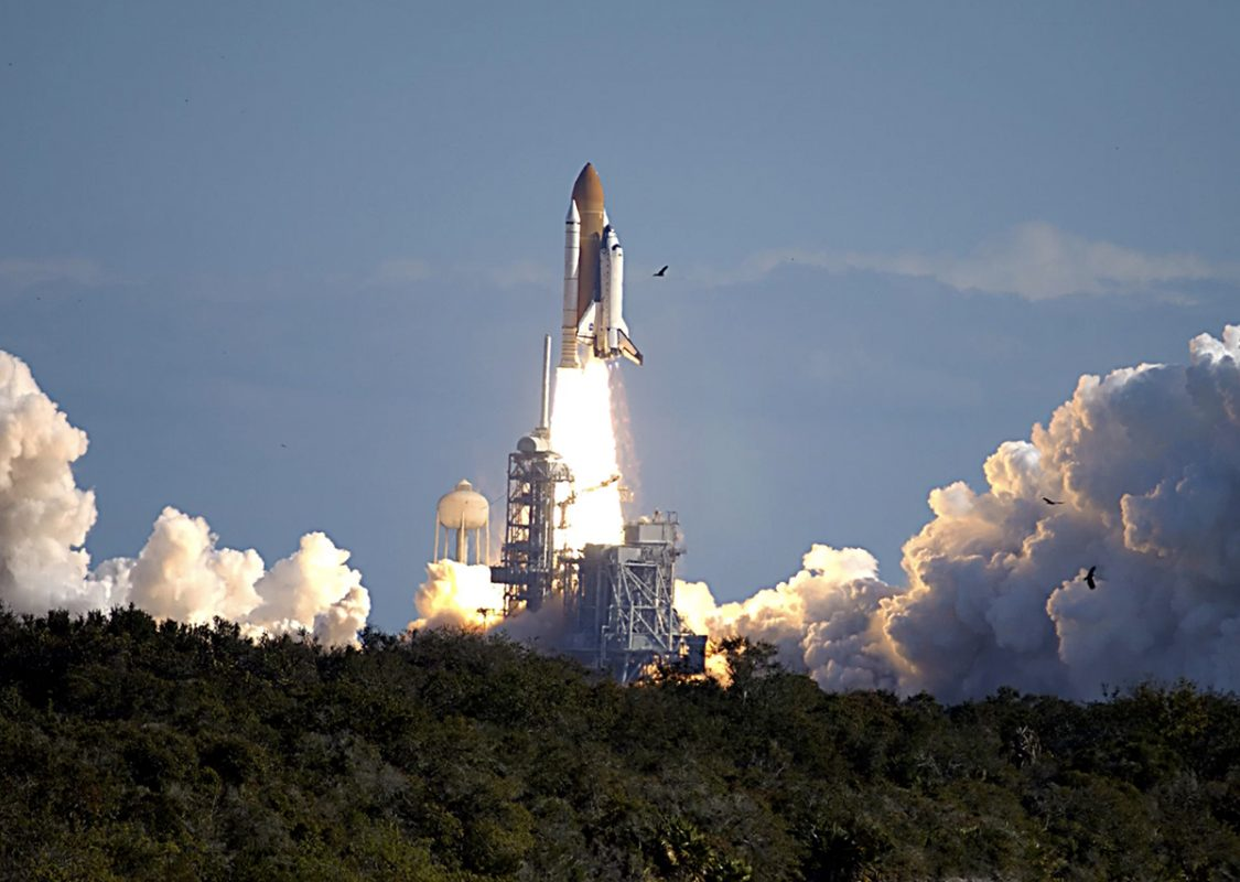 Space Shuttle Columbia's Final Launch