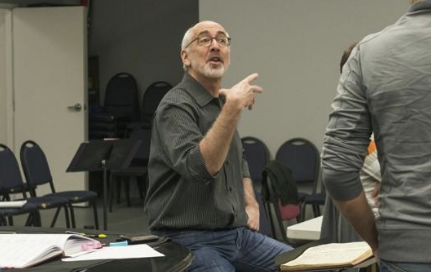 Richard Buckley fired as artistic director of Austin Opera for alleged inappropriate behavior.
