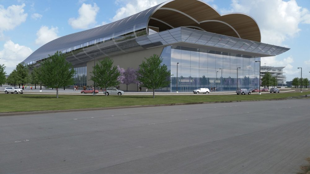 Houston's Northwest Mall is the preferred site to build the train station that will connect the city with Dallas with a high-speed rail line, popularly known as the Texas bullet train, according to an announcement made on February 5th 2018 by Texas Central, the company behind the project.