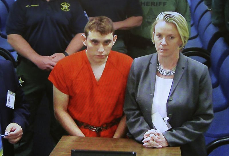 Nikolas Cruz, 19, has been charged with premeditated murder after the rampage at a Florida high school.