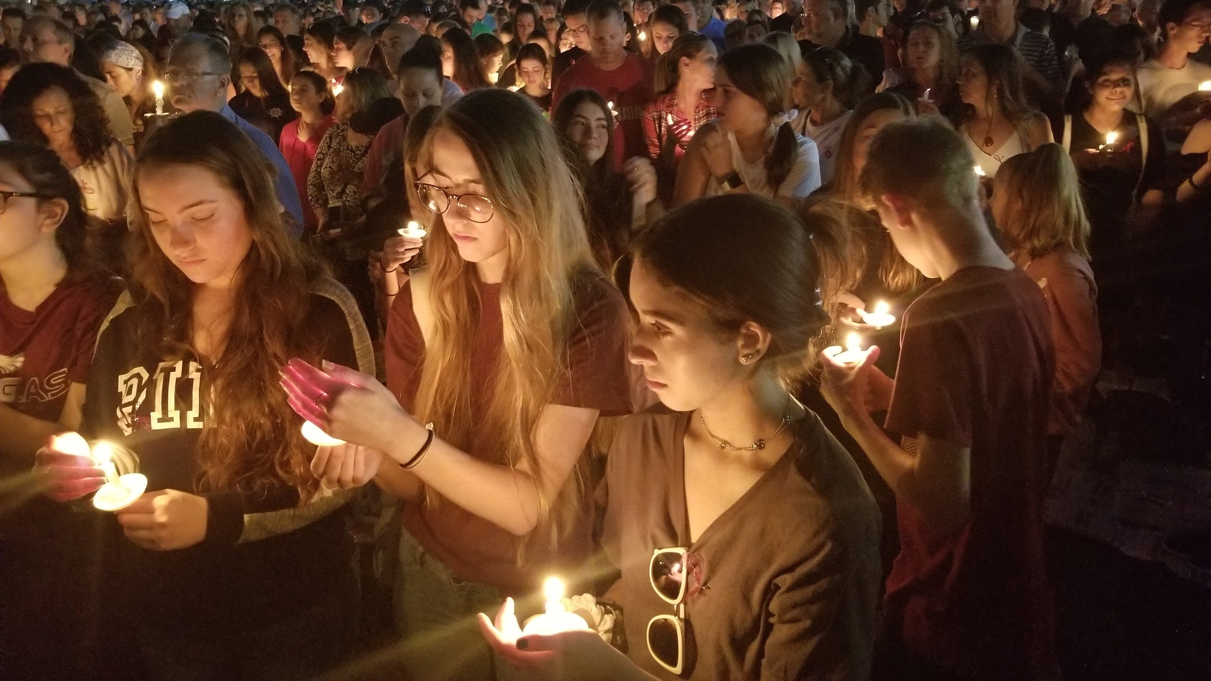 A week ago, kids in Parkland, Fla., were talking about prom and graduation. Now they're talking about funerals and gun control. Some students say the shooting that left 17 people dead will be a catalyst for different gun laws.