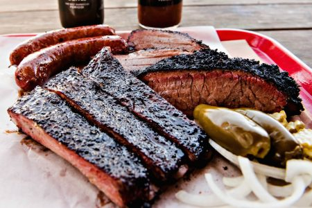 BBQ Brisket from Killens Barbecue