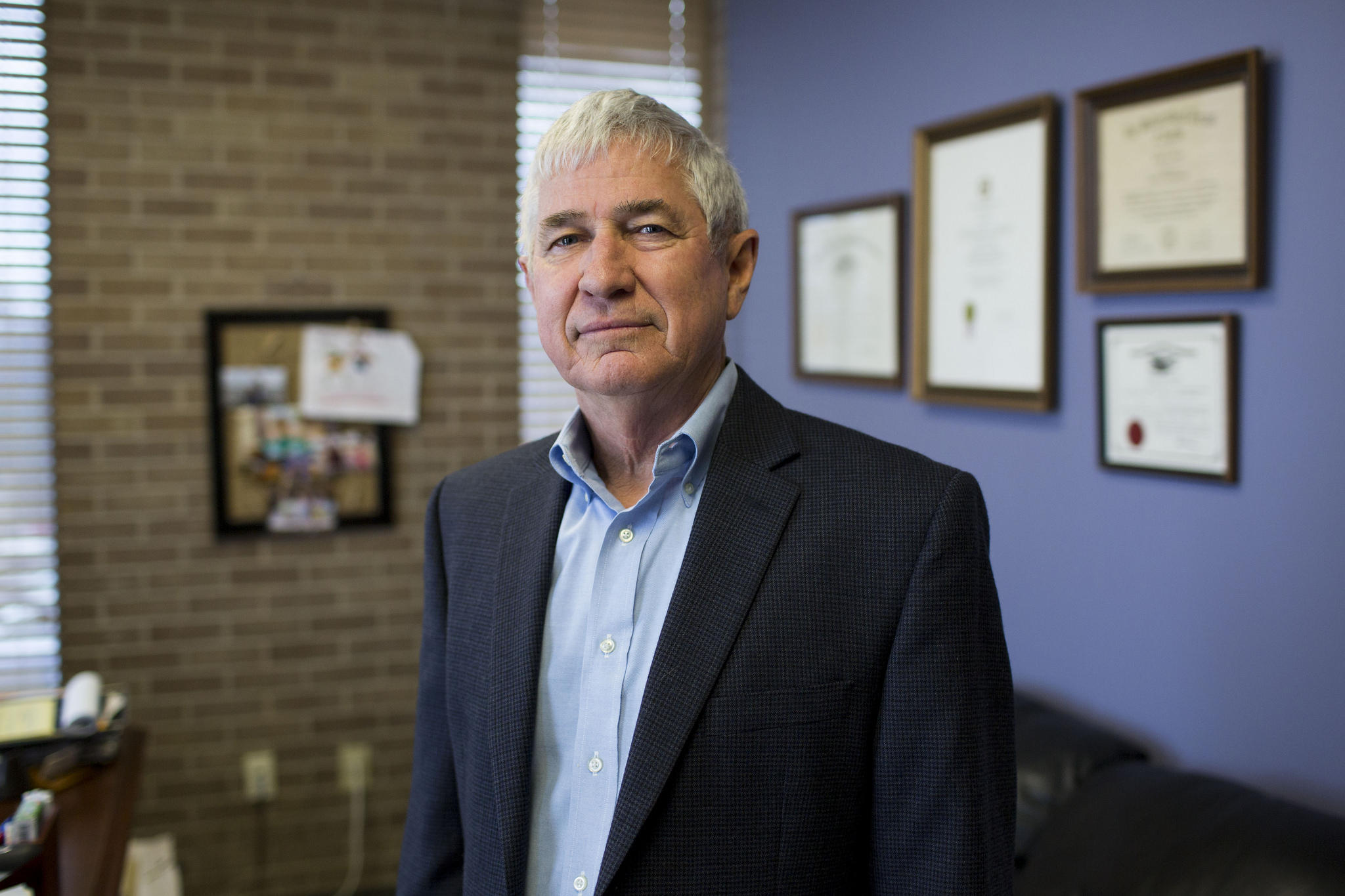 Fred Fuchs, a lawyer with Texas RioGrande Legal Aid, says tenants often aren't aware their landlords can take their property as a way to recoup unpaid rent.
