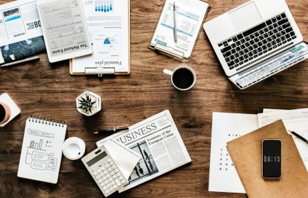 Taxes Business Forms - Pexels