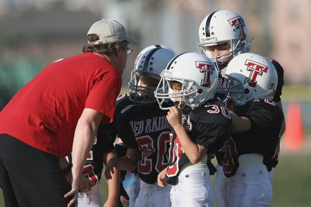 Football Coach Youth Sports - Pixabay