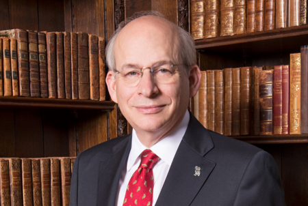 Rice University President David Leebron