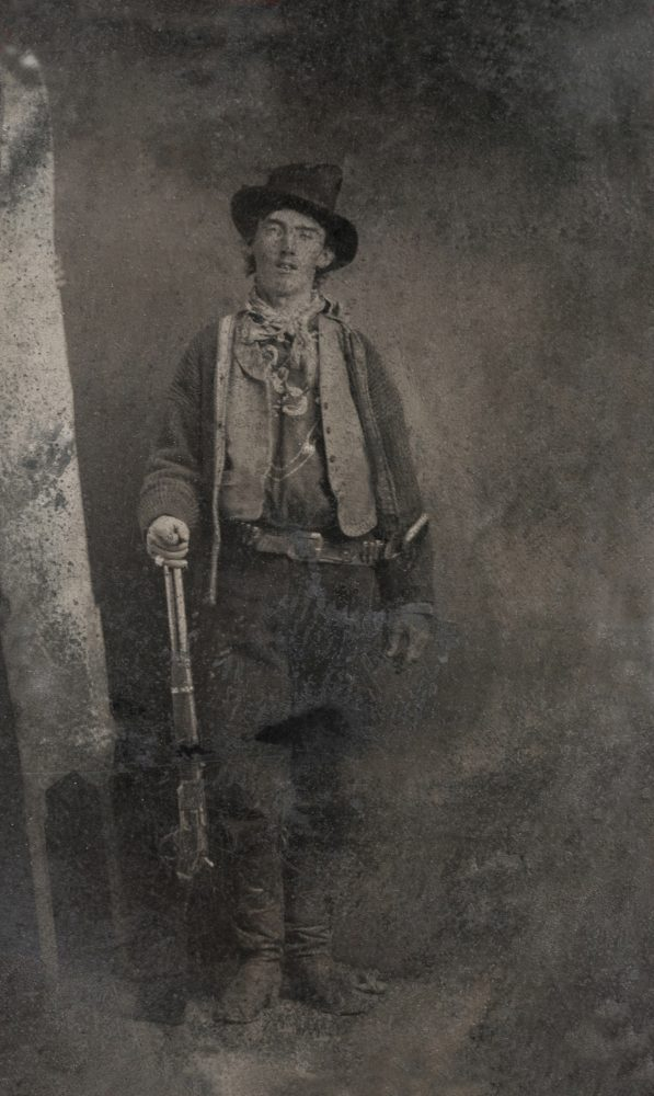 The Infamous Billy the Kid