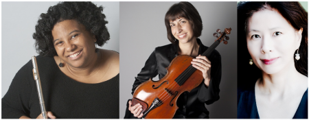 St. Cecilia Chamber Music Society musicians