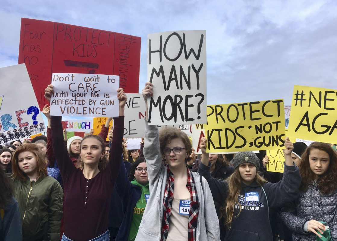 UPDATE: Thousands Of Students Rally Nationwide In Solidarity