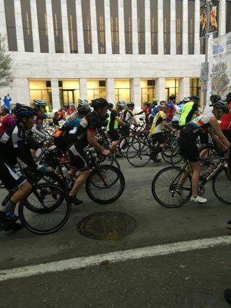 Cyclists of all levels participated in the 13th edition of the Tour de Houston on March 18, 2018.