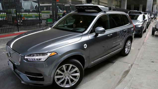 Uber has been testing the self-driving vehicles in Tempe and Phoenix for months.