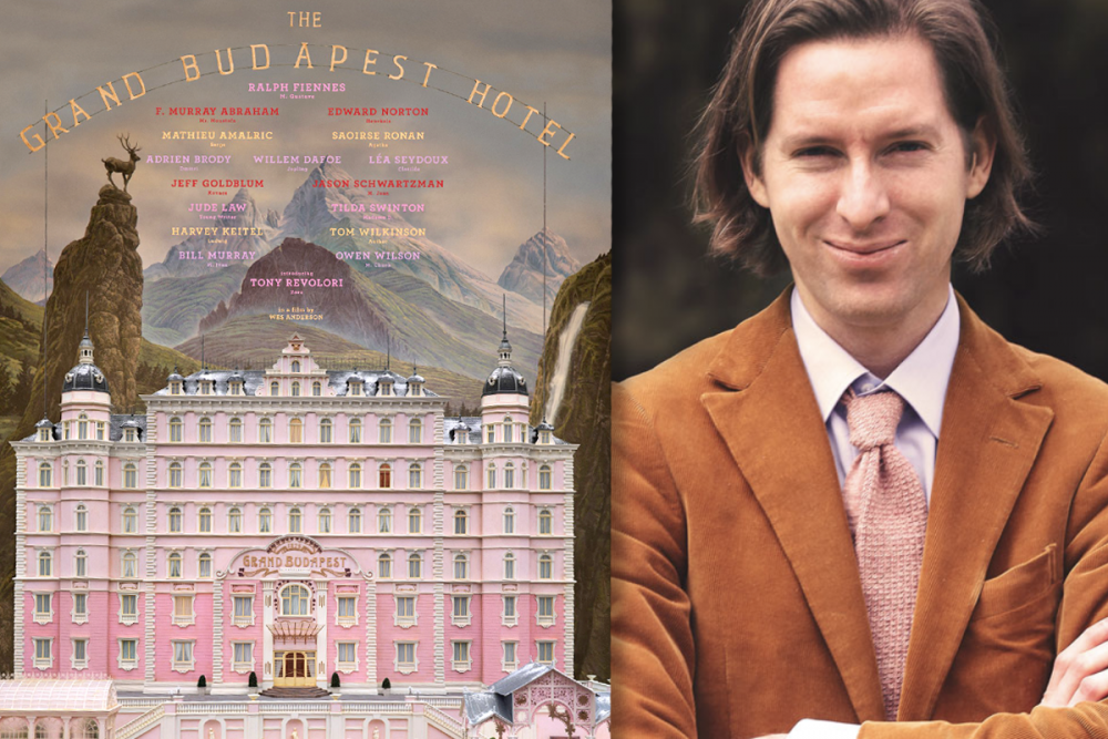 Wes Anderson - Grand Budapest Hotel
