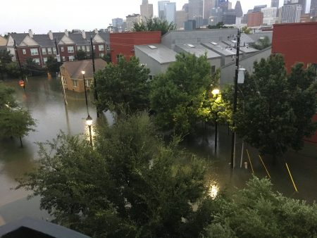 Midtown Houston Harvey