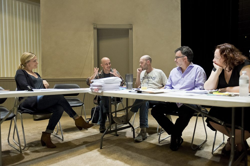 'Small Ball' Read Through