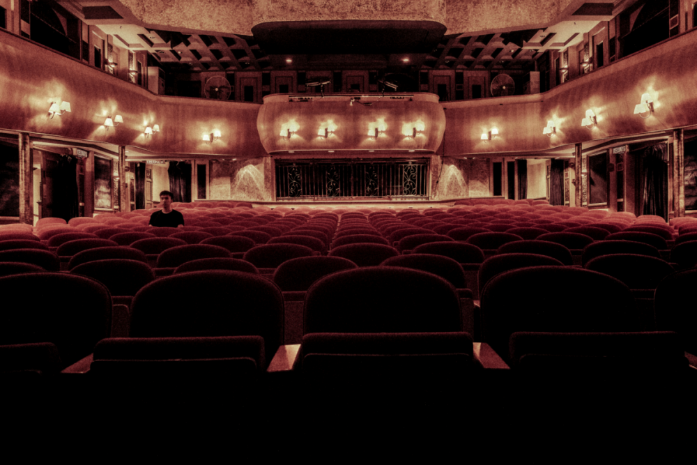 Theater Auditorium Audience - Pexels