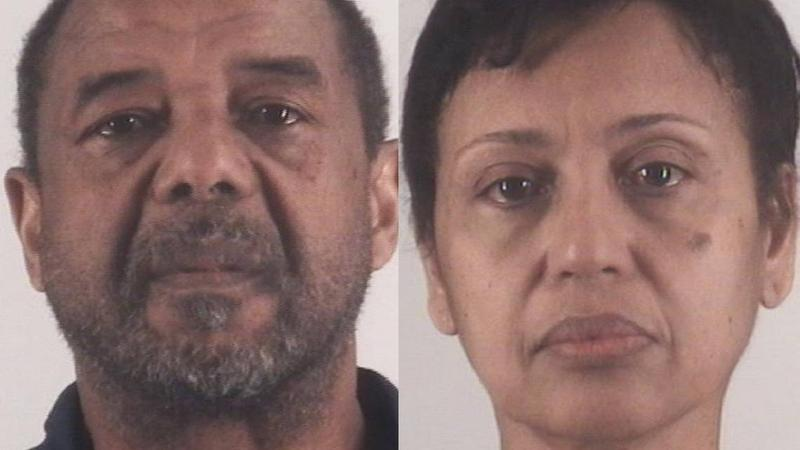 Mohamed Toure, 57, and his wife, Denise Toure, 57, both of Southlake, face a federal charge of forced labor after federal agents say they required a young West African girl to work in their home for more than 16 years without paying her.