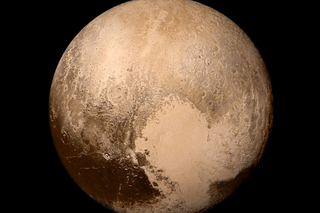 Pluto - New Horizons Mission