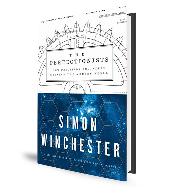 The Perfectionists - Book Cover