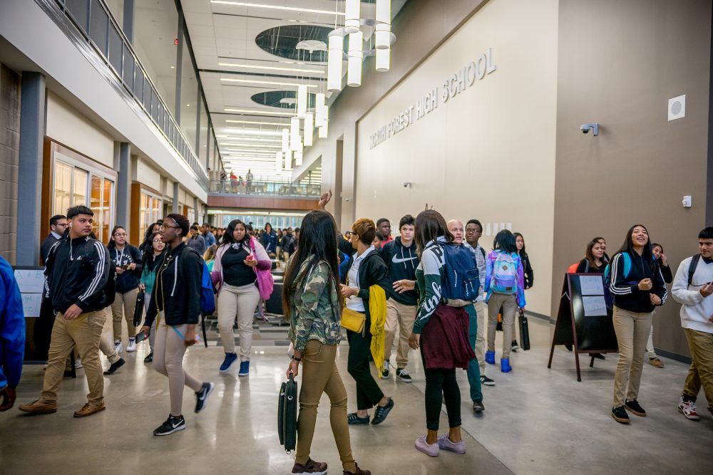 Students from across the Houston school district as well as neighboring districts are expected to participate in the first fellowship on civic engagement.