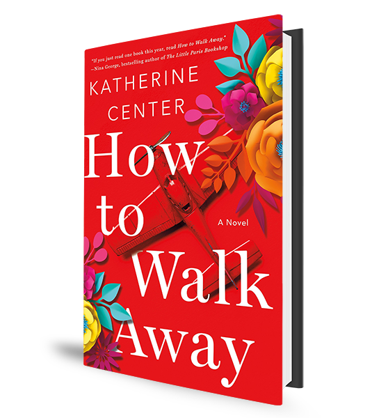 How To Walk Away - Book Cover
