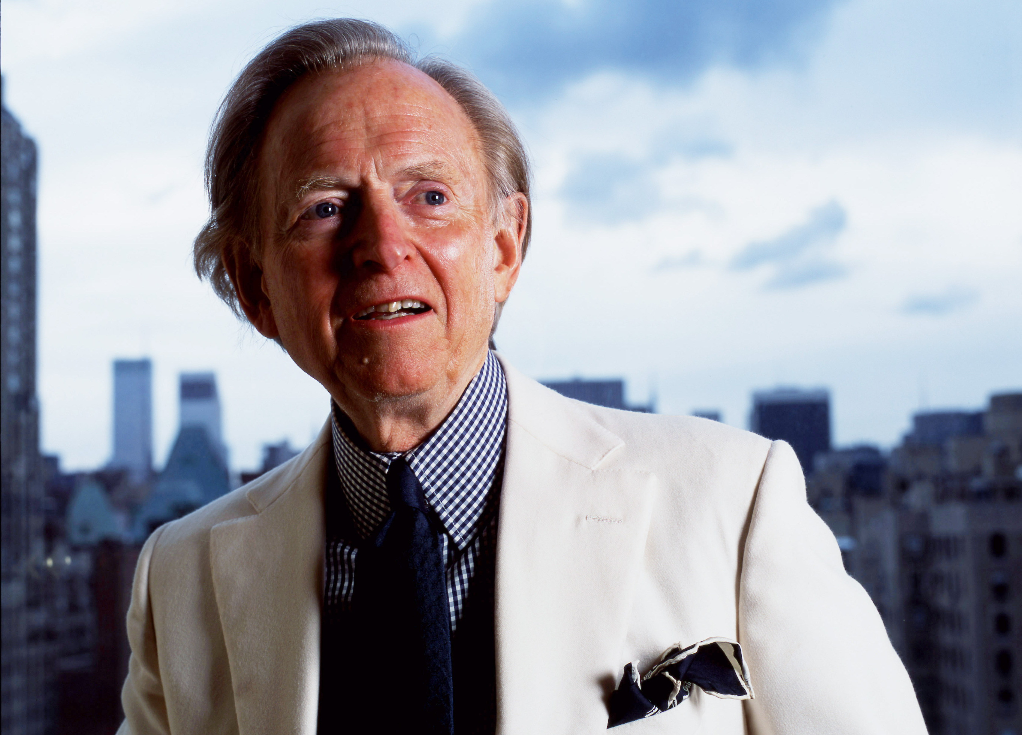 Novelist and journalist Tom Wolfe believed that techniques for fiction and nonfiction should be interchangeable.