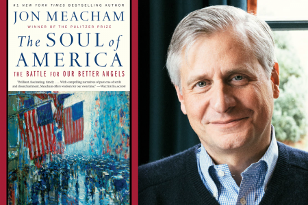 Jon Meacham - The Soul Of America
