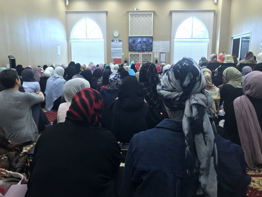 The Islamic Society of Greater Houston is holding a funeral for Sabika Sheikh.