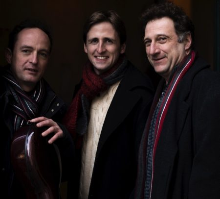Musicians of the Vienna Piano Trio