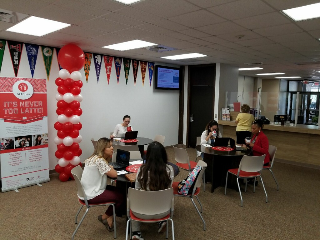 New Gradcafe Expands Career And College Support To Baytown Youth Houston Public Media
