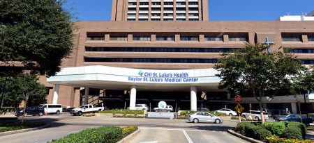 Baylor St. Luke's Medical Center.