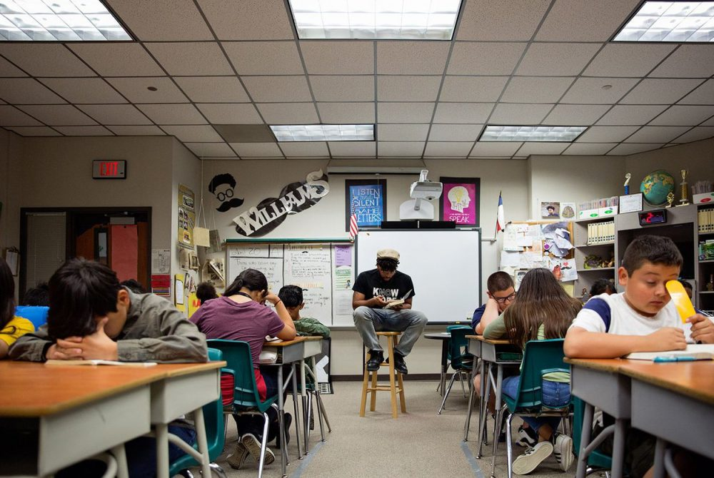 Emotionally Drained, Financially Strapped: How Alief ISD Teachers