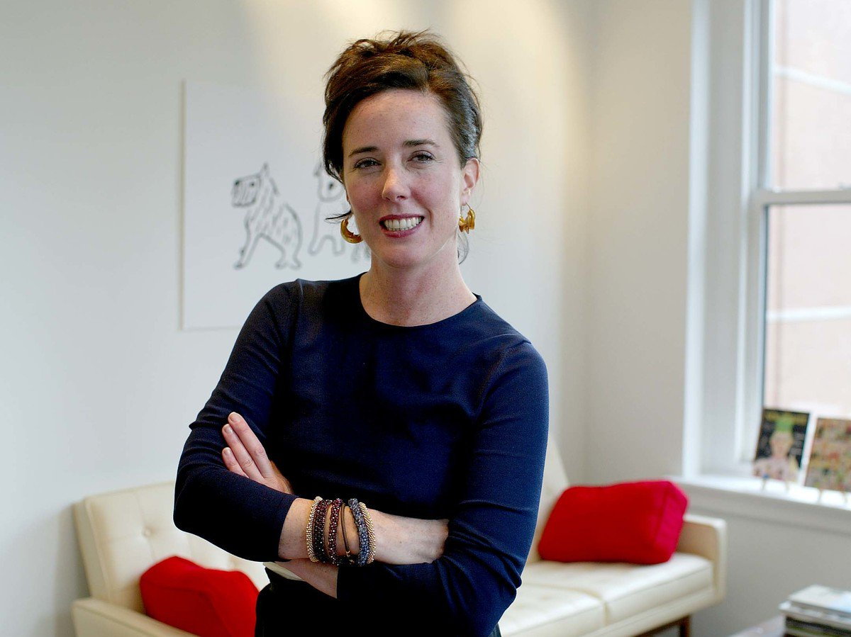 Fashion designer Kate Spade was found dead in New York in an apparent suicide, according to law enforcement officials.