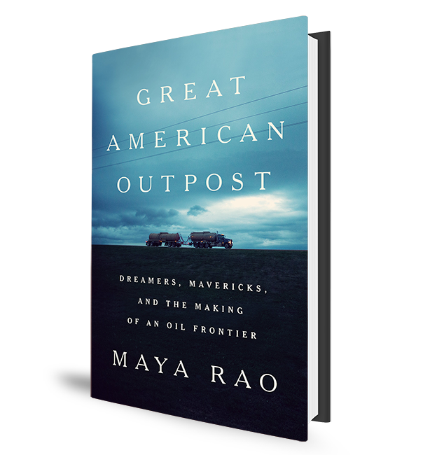 Great American Outpost Book Cover