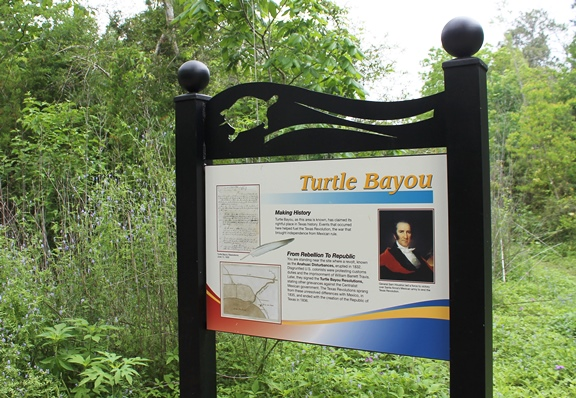 Turtle Bayou Resolution Site