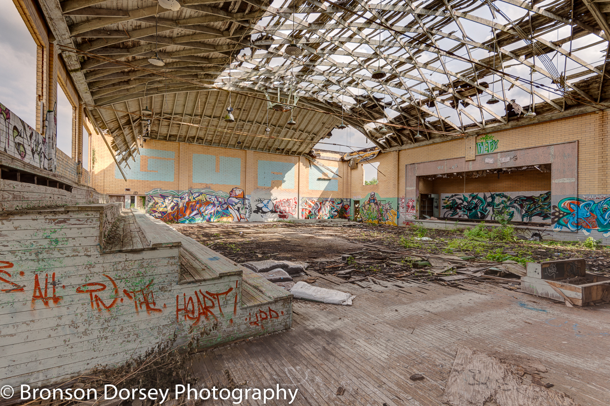 Inside Some Of The Most Eerie And Intriguing Abandoned