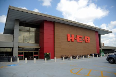 New Two Story Heb May Kick Off Multi Level Retail