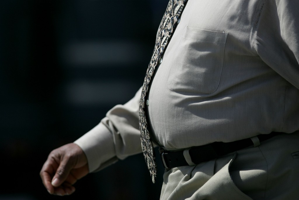 Obesity in midlife has long been suspected of increasing the risk of Alzheimer's. Researchers at the National Institutes of Health took a closer look and reported Tuesday that being overweight or obese at age 50 may affect the age, years later, when Alzheimer's strikes. Among those who eventually got sick, more midlife pounds meant an earlier onset of disease.