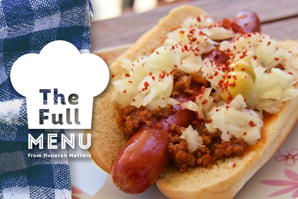 The Full Menu - Hot Dogs