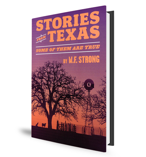Stories From Texas Book Cover