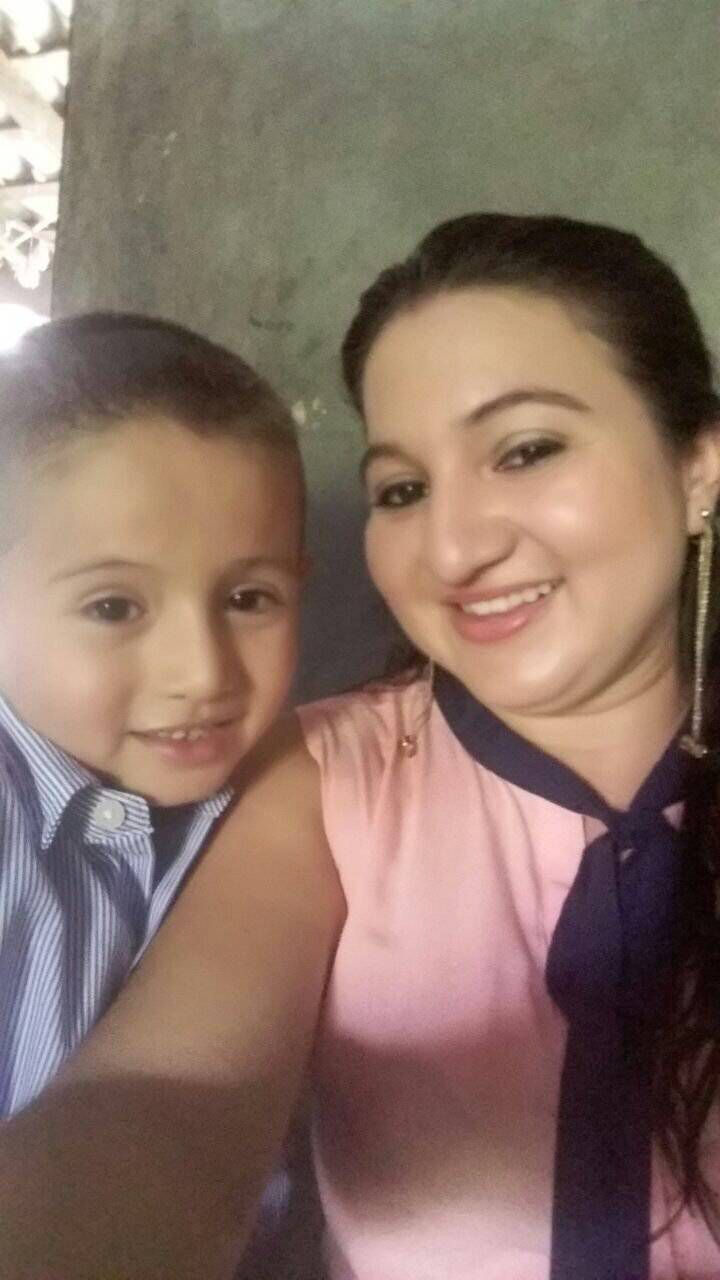Seven-year-old Kevin and his mother, Claudia, are fleeing violence and persecution in their native El Salvador.