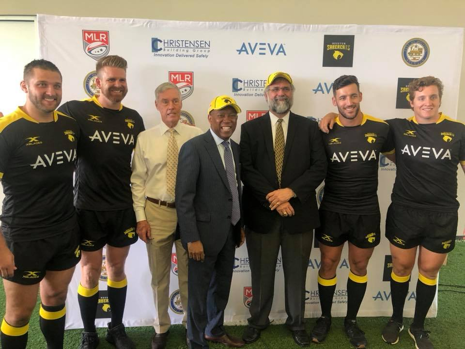 Houston S Professional Rugby Team Breaks Ground On New Stadium