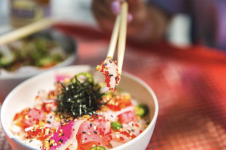 Poke Bowl - Seaside Poke
