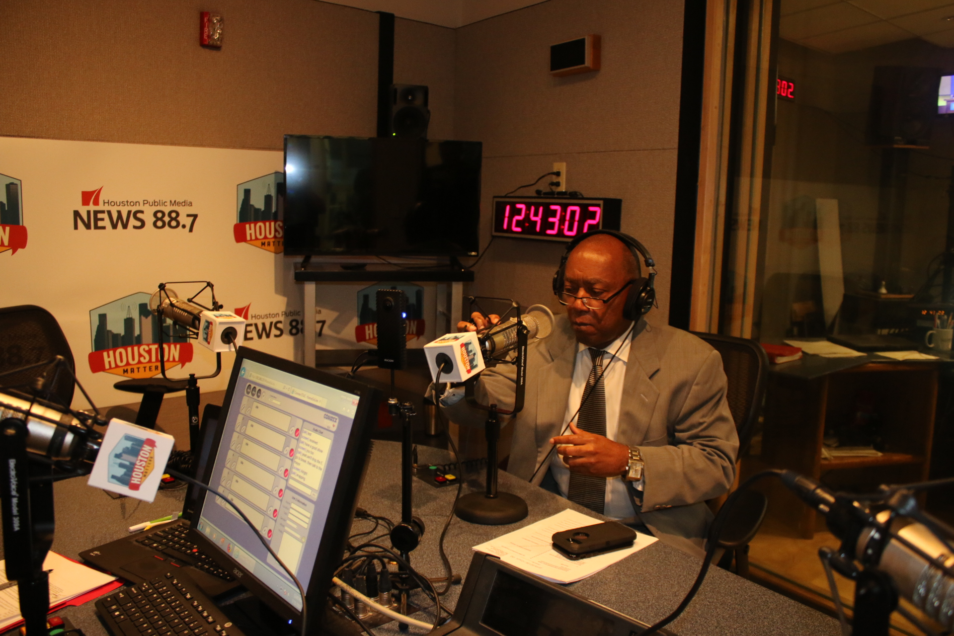 On July 31, 2018, Mayor Sylvester Turner spoke with Houston matters about a lawsuit the Houston Professional Fire Fighters has filed against him and Council Member Dave Martin.