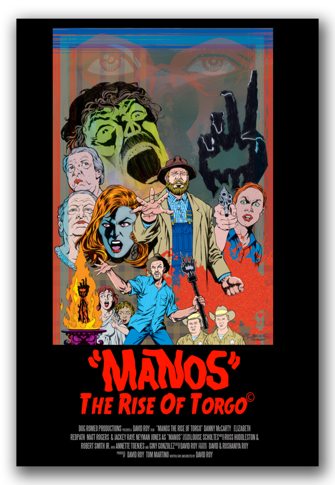 Manos: The Rise Of Torgo Poster