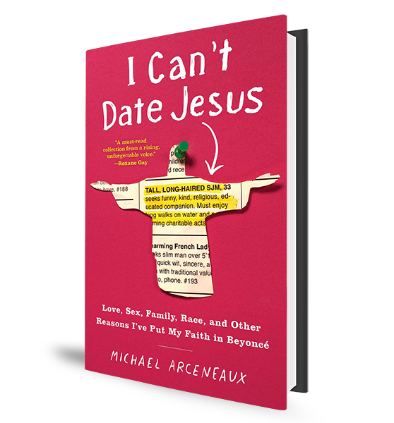 I Can't Date Jesus - Book Cover