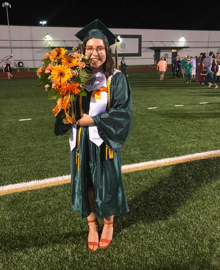 Kennedy Rodriguez graduated with the Santa Fe High Class of 2018 and is about to start her freshman year at the University of Texas at Austin. She is a founding member of the Orange Generation, an advocacy group to prevent gun violence.