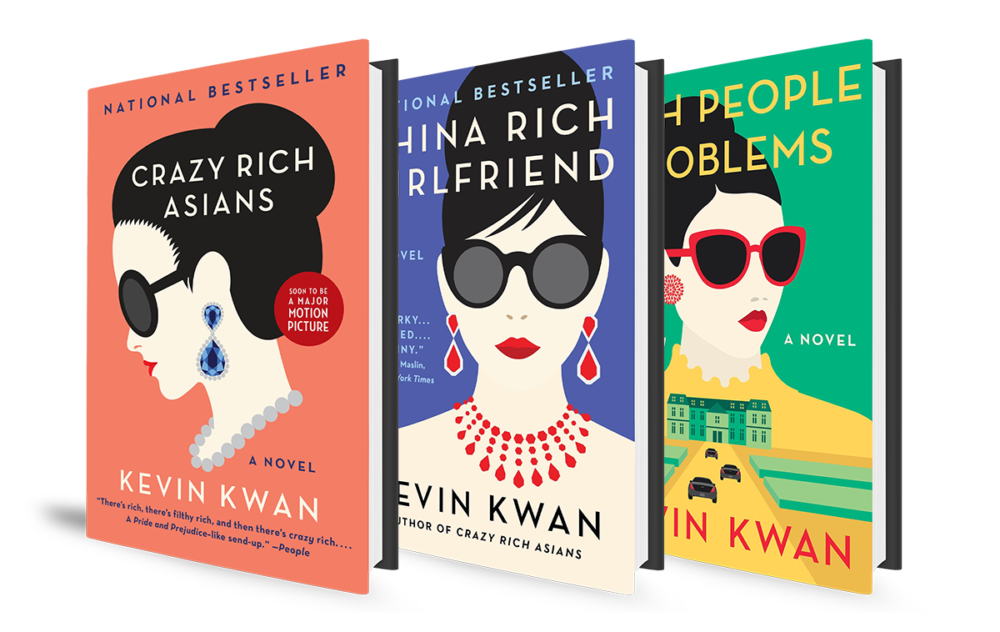 Image result for crazy rich asians book