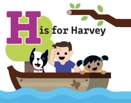 H is for Harvey Cover Image