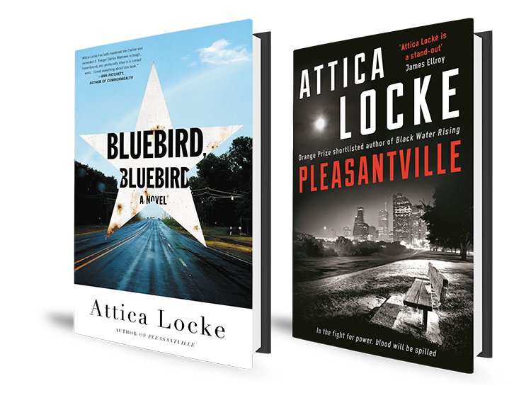 Attica Locke Book Covers